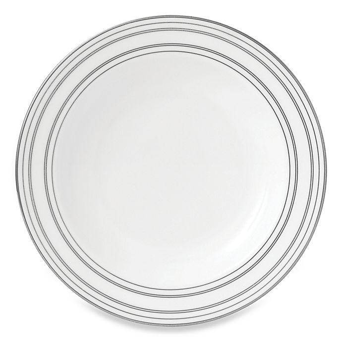 Alternate image 1 for Vera Wang Wedgwood® Radiante Formal Rim Soup Plate