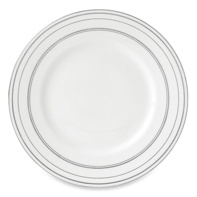 Alternate image 1 for Vera Wang Wedgwood® Radiante Formal Accent Plate