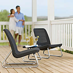 Keter Rio 3-Piece Patio Set