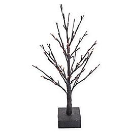 Gallerie II LED Lighted Glitter Tree in Black