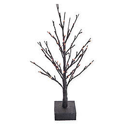 Gallerie II LED Lighted Glitter Tree in Black