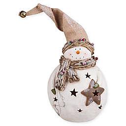 Gallerie II LED Frosty Snowman
