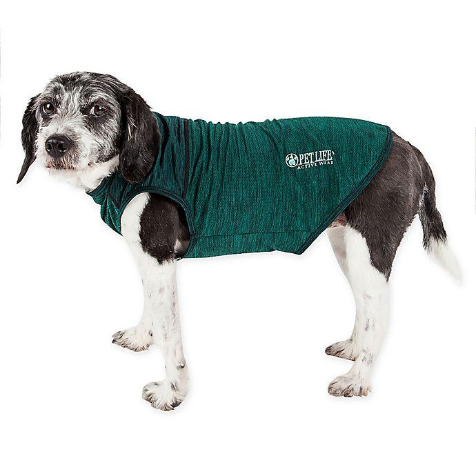 Alternate image 1 for Pet Life® Active Aero-Pawlse Dog Performance T-Shirt