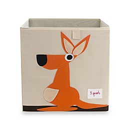 3 Sprouts Storage Box in Kangaroo