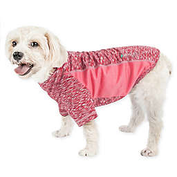 Pet Life® Active Warf Speed Small Performance Dog T-Shirt in Pink