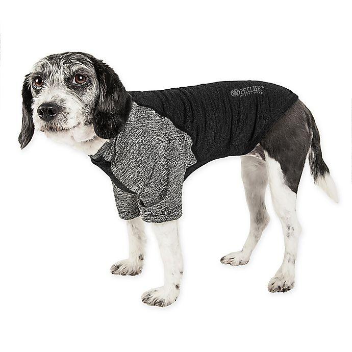 Alternate image 1 for Pet Life® Active Hybreed 2-Tone Performance Dog T-Shirts