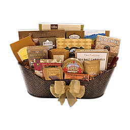 V.I.P. 11-Piece Gift Basket