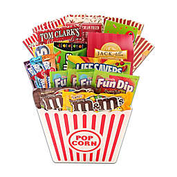 Alder Creek Ultimate Movie Night Gift Basket