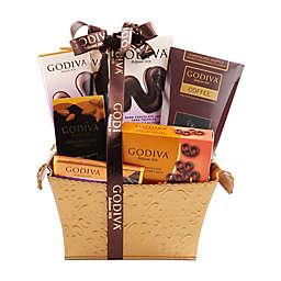 Alder Creek Godiva Dark & Delicious Gift Basket