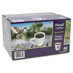 Pintail Coffee French Vanilla Pods for Single Serve Coffee Makers 96-Count