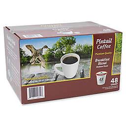 Pintail Coffee Breakfast Blend Medium Roast for Single Serve Coffee Makers