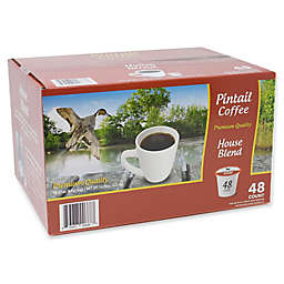 Pintail Coffee House Blend Roast Pods for Single Serve Coffee Makers 96-Count