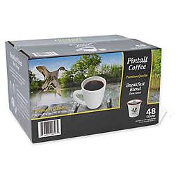 Pintail Coffee Breakfast Blend Dark Roast for Single Serve Coffee Makers
