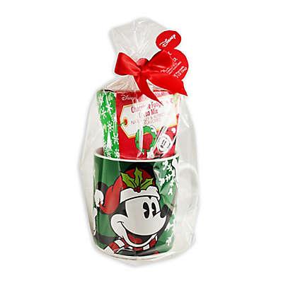 Disney® Mickey and Minnie Jumbo Mug with Cocoa Set