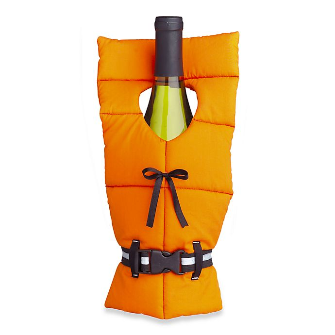 Alternate image 1 for Life Vest Bottle Cover