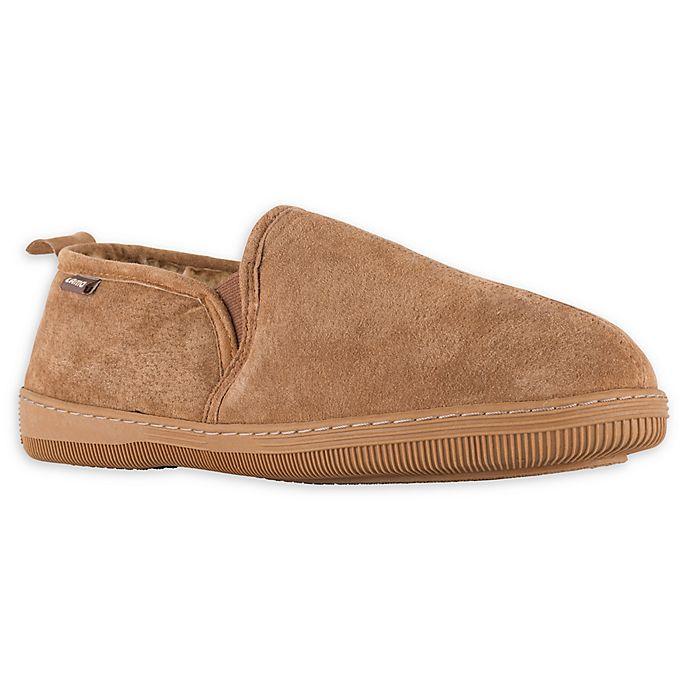 Alternate image 1 for Lamo® Romeo Men's Slippers in Chestnut