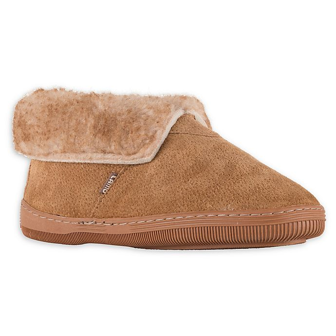 Alternate image 1 for Lamo® Classic Size 12 Men's Bootie Slippers in Chestnut
