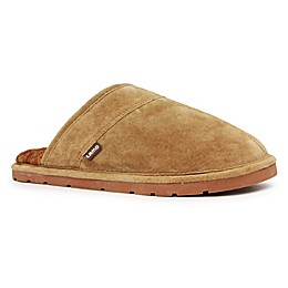 Lamo Classic Men's Slipper in Chestnut