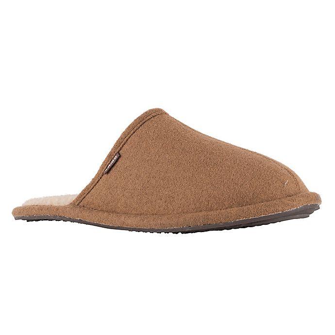Alternate image 1 for Lamo® Landon Wool Men's S Slipper in Chestnut