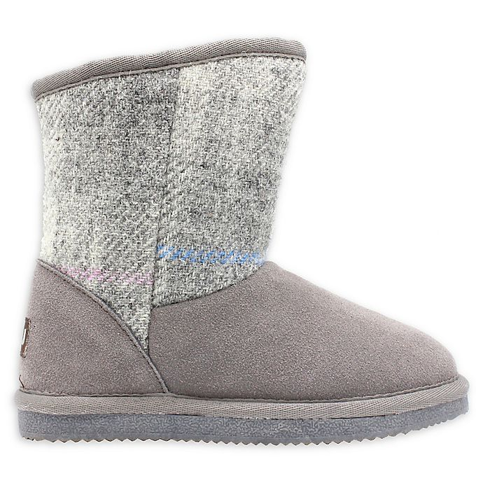 Alternate image 1 for Lamo Wembly Size 1 Boots in Grey