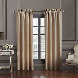 Waterford® Anora 84-Inch Rod Pocket Window Curtain Panel Pair in Ivory