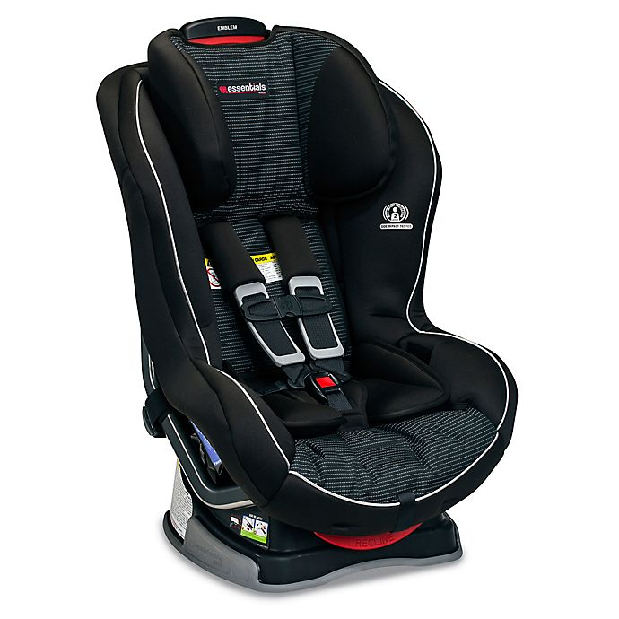 Alternate image 1 for Essentials by BRITAX® Emblem™ Convertible Car Seat