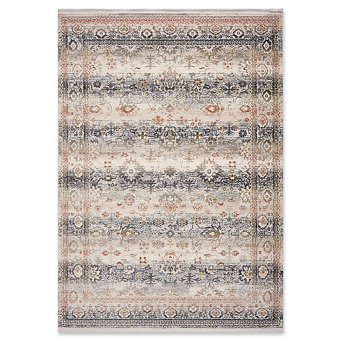 Alternate image 1 for KAS Arya Traditional 3'3 x 4'11 Accent Rug in Ivory