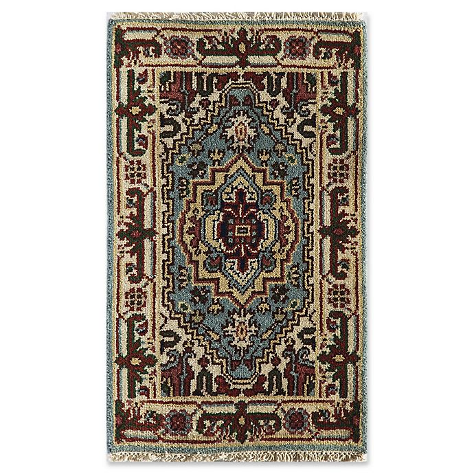 Alternate image 1 for Rugs America Ciro 9' X 12' Hand-Knotted Area Rug in Blue