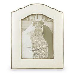 Lenox® Wedding Promises® Opal Innocence™ 5-Inch x 7-Inch Frame