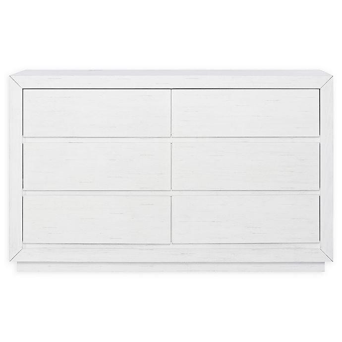 Alternate image 1 for evolur™ Maddox 6-Drawer Double Dresser