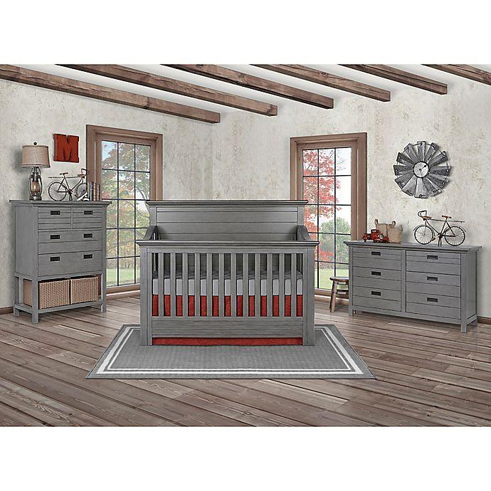 Alternate image 1 for evolur™ Waverly Nursery Furniture Collection