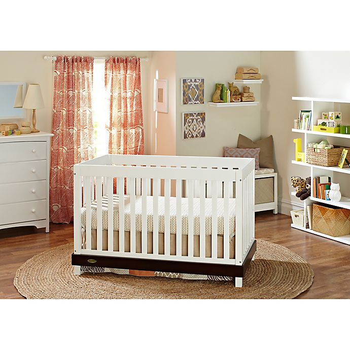 Graco Maddox Nursery Furniture Collection In White Espresso