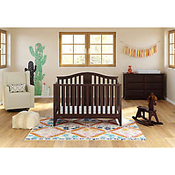 Graco Solano 4 In 1 Convertible Crib With Bonus Mattress Espresso