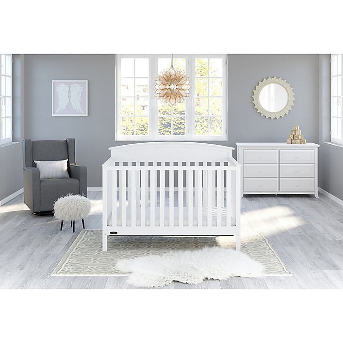 Alternate image 1 for Graco® Benton Nursery Furniture Collection in White