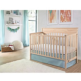 Graco® Lauren 4-in-1 Convertible Crib in White Wash