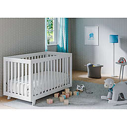 Storkcraft Beckett 3-in-1 Convertible Crib in White