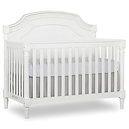 evolur™ Julienne 5-in-1 Convertible Crib in White