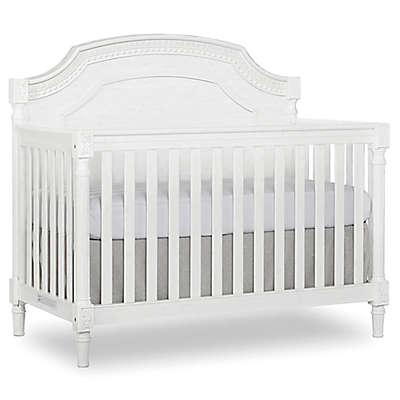 evolur™ Julienne 5-in-1 Convertible Crib in White