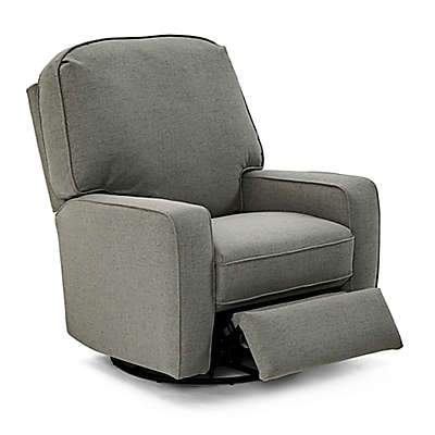 Best Chairs Bilana Swivel Glider Recliner
