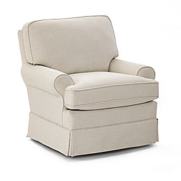 Best Chairs® Quinn Swivel Glider