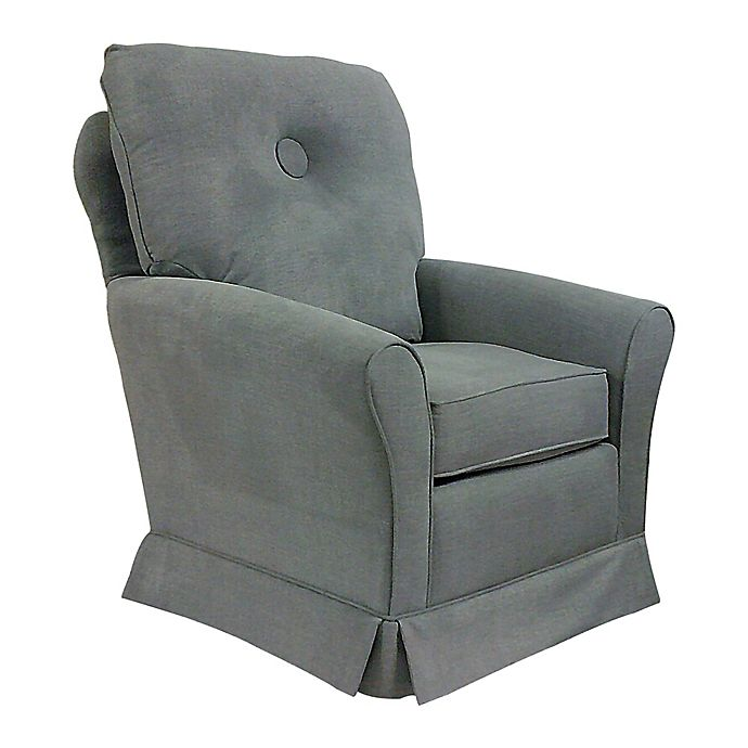 Alternate image 1 for The 1st Chair™ Tate Glider Chair in Dolphin Grey