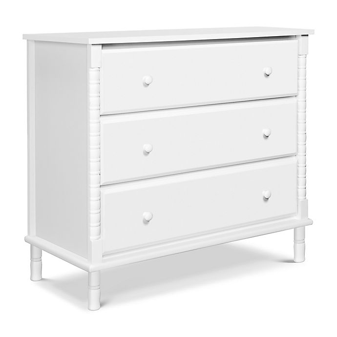 Alternate image 1 for DaVinci Jenny Lind 3-Drawer Changer Dresser in White