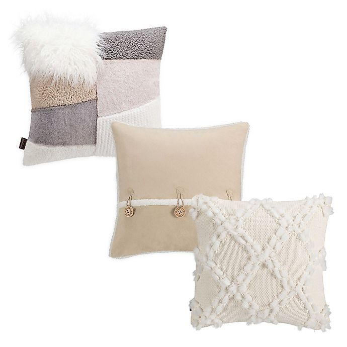 Alternate image 1 for UGG® Throw Pillow Collection