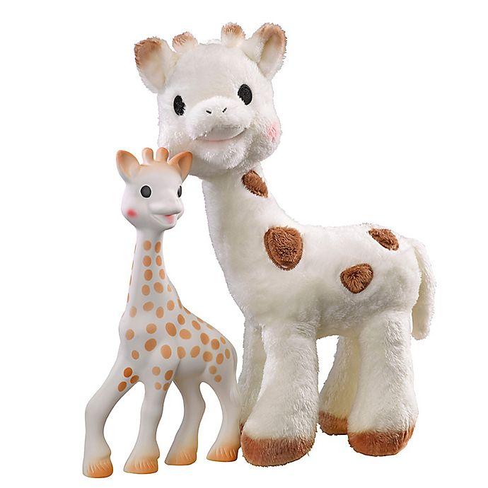 Alternate image 1 for Sophie la Girafe® and Sophie Cherie Gift Set