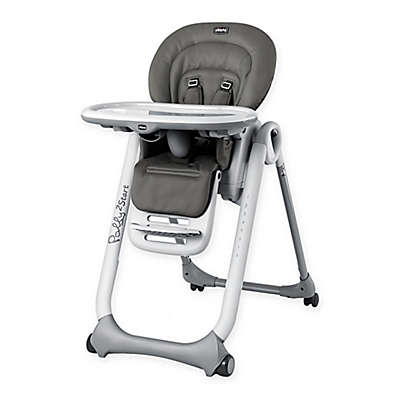 Chicco® Polly2Start High Chair in Graphite