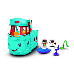 Fisher-Price® Little People® Travel Together Friend Ship in Teal