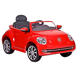 Rollplay 6V VW Beetle Ride-On in Red