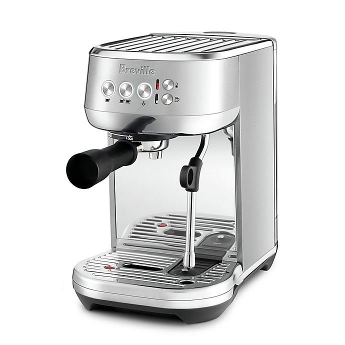 Alternate image 1 for Breville™ Bambino™ Plus Stainless Steel Espresso Maker