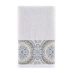 J. Queen New York™ Colette Hand Towel in Blue