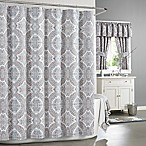 J. Queen New York™ Colette 72-Inch x 72-Inch Shower Curtain in Blue